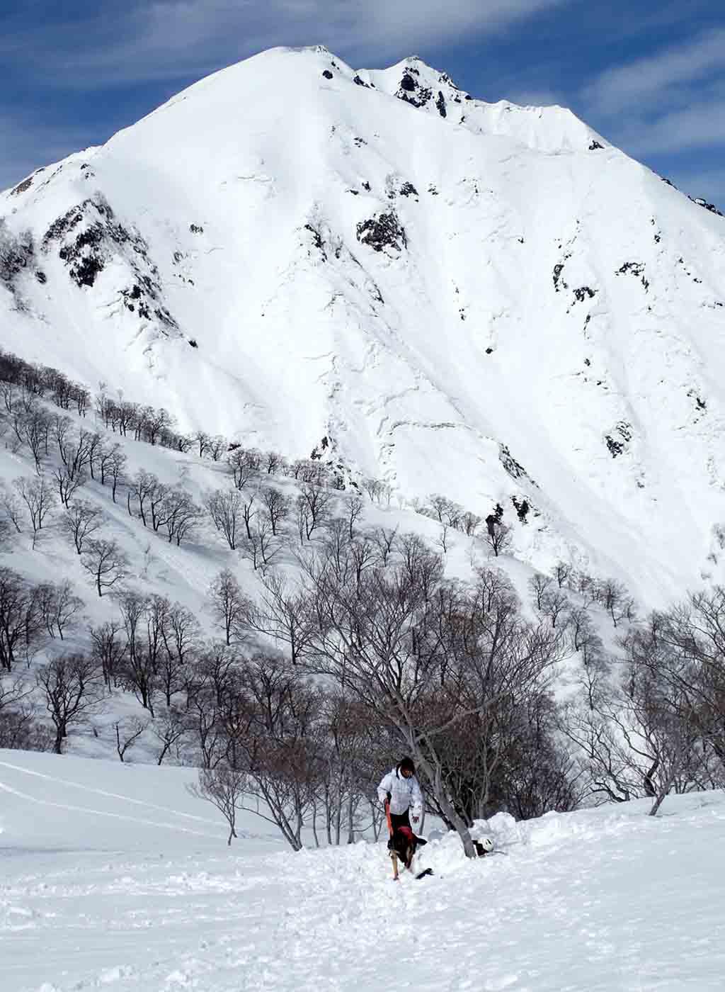 3月28日 雪中訓練(13)