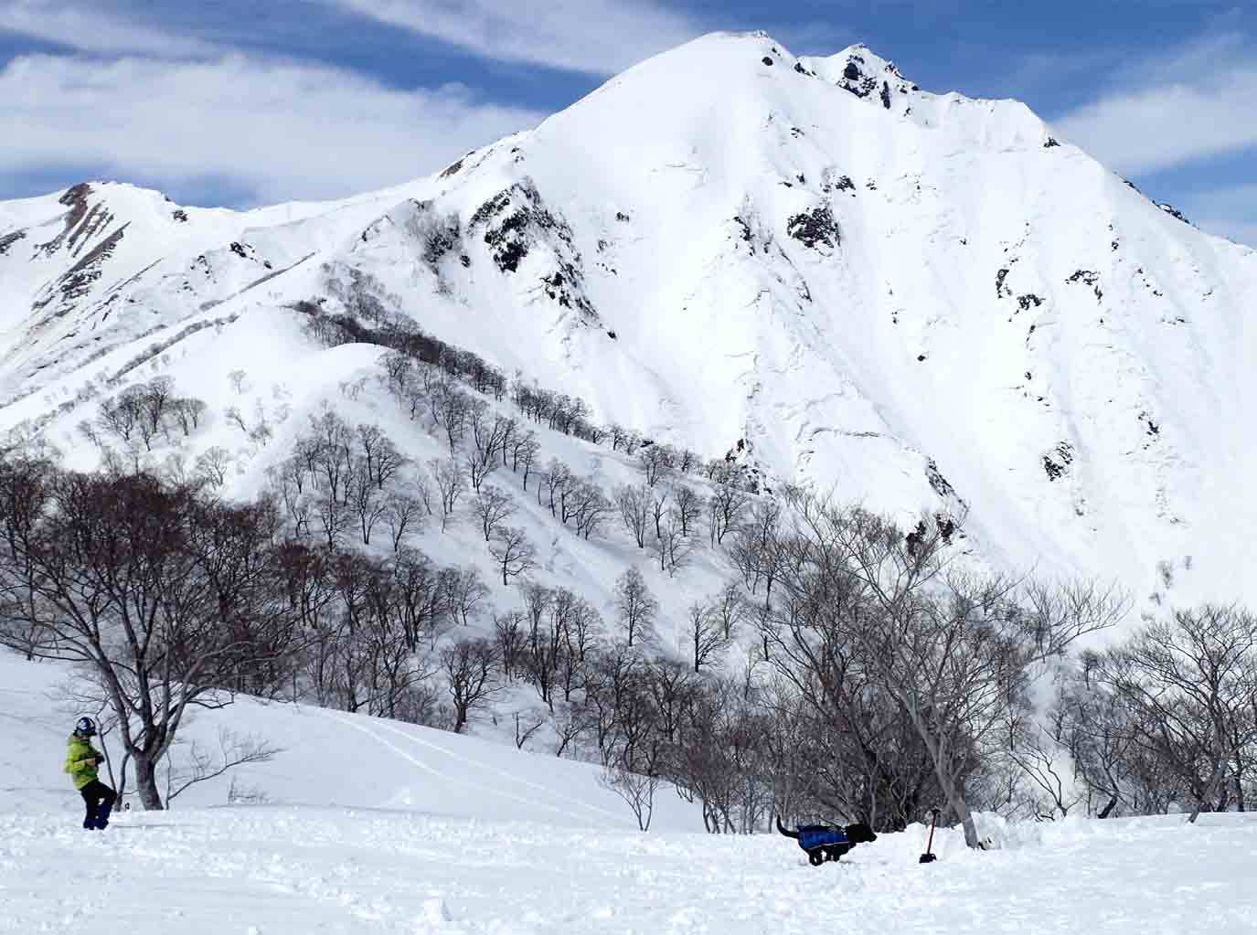 3月28日 雪中訓練(22)