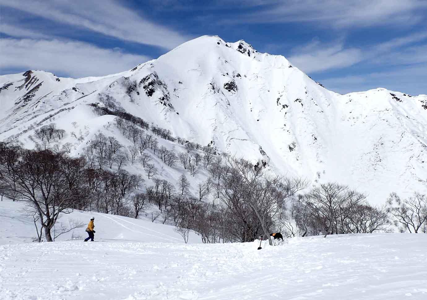 3月28日 雪中訓練(24)