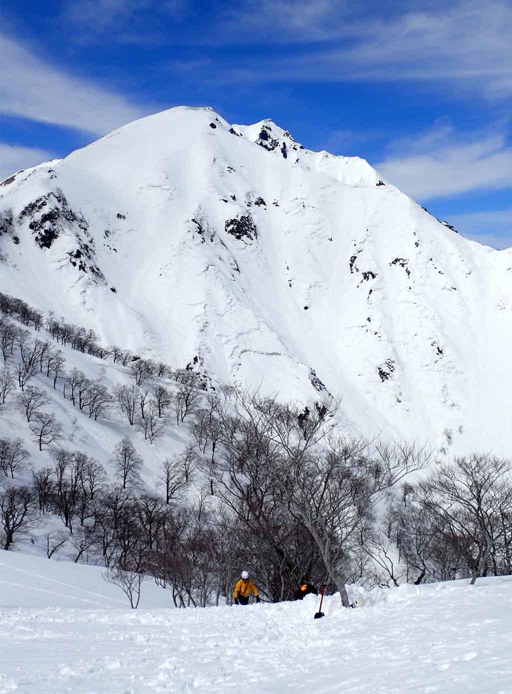 3月28日 雪中訓練(25)