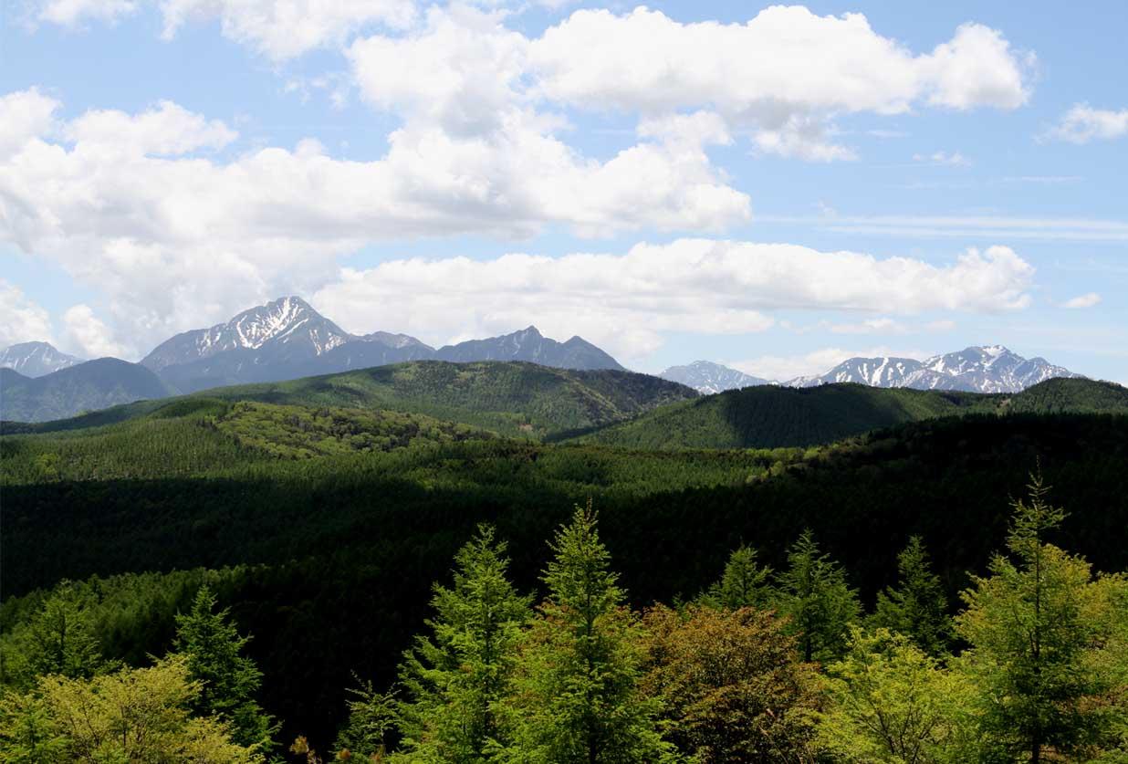 入笠山&訓練キャンプ(2)
