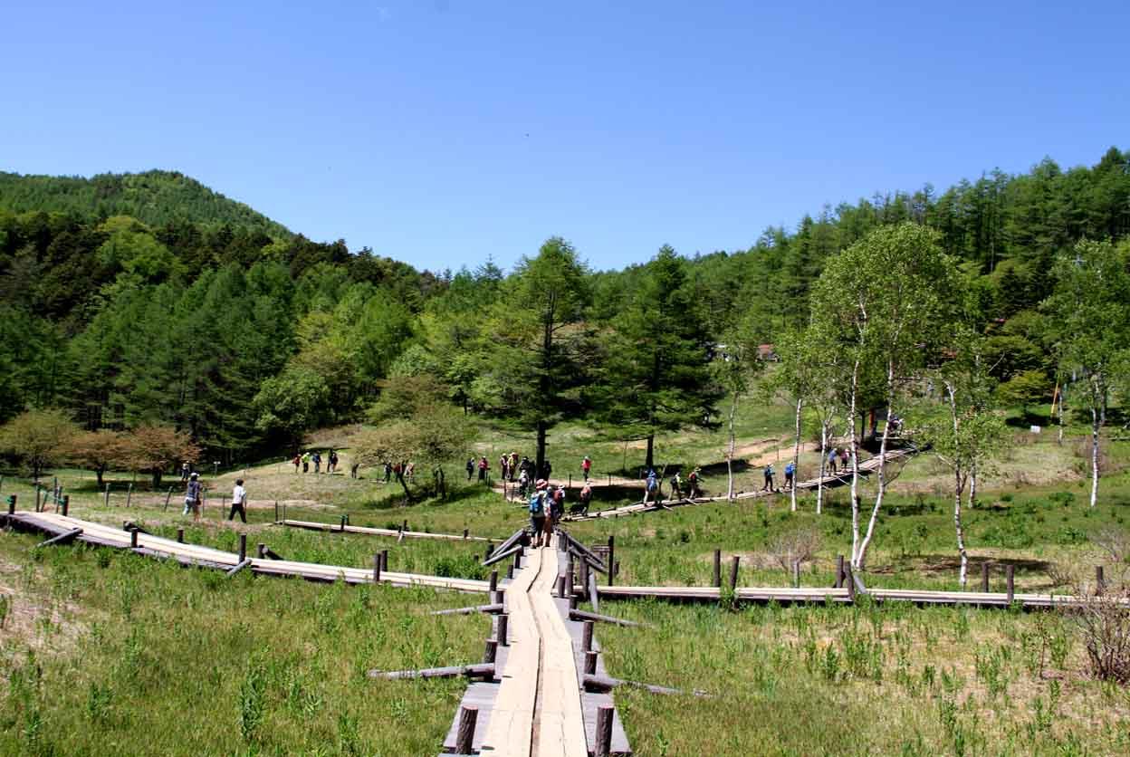 入笠山&訓練キャンプ(9)