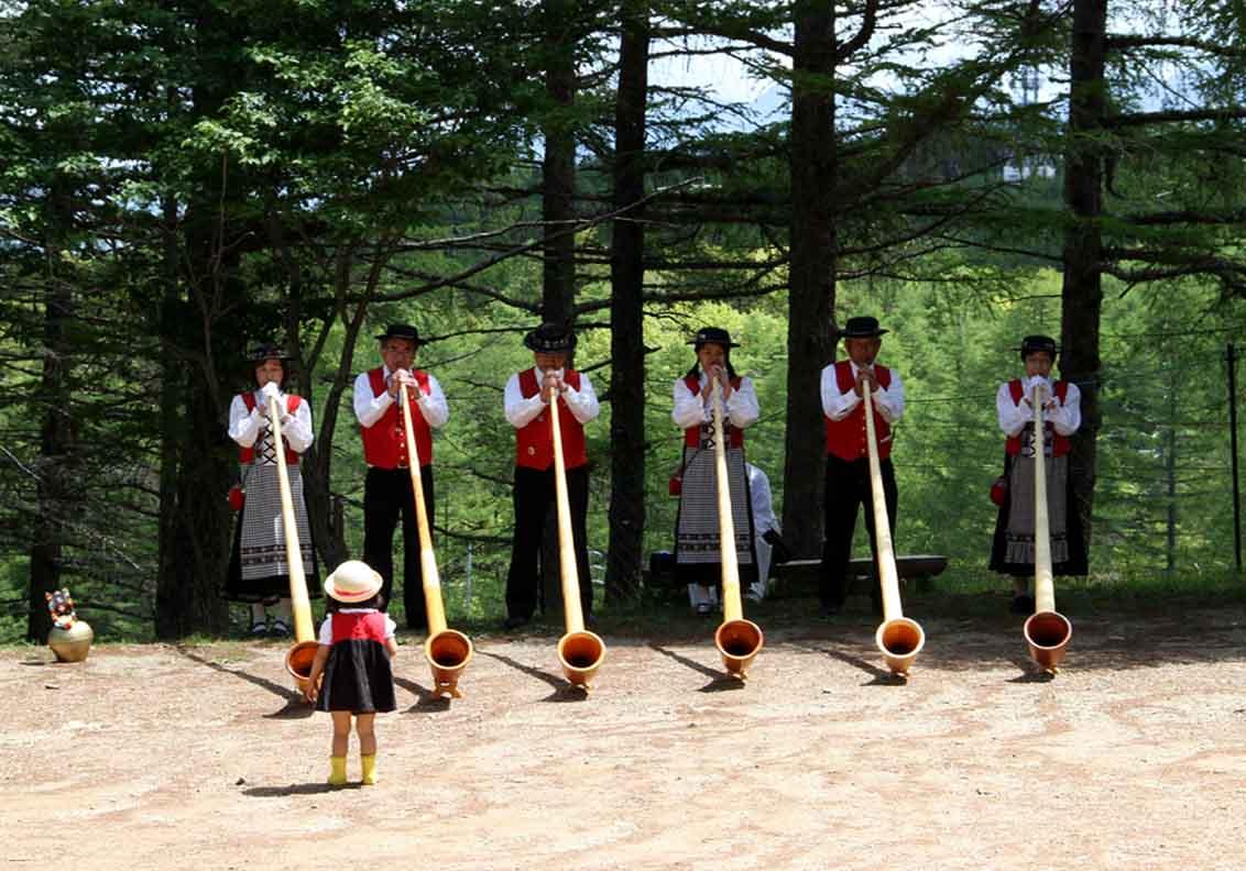 入笠山&訓練キャンプ(13)