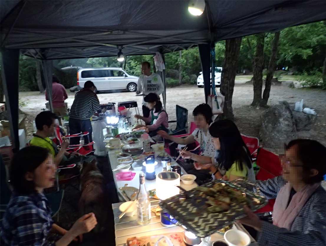 入笠山&訓練キャンプ(50)