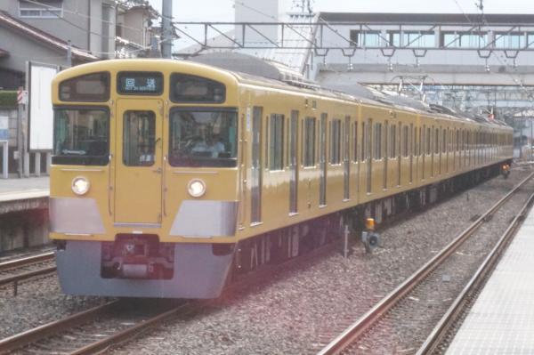 2015-06-07 西武2073F 回送