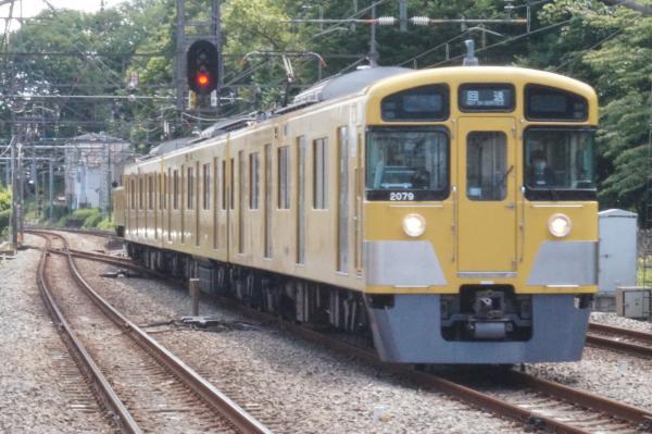 2015-06-07 西武2079F 回送1