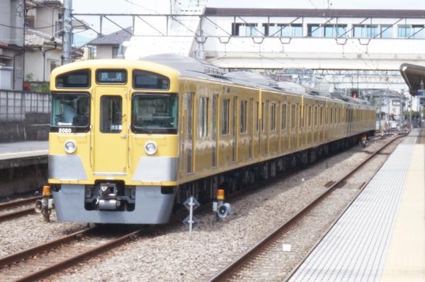 2015-06-07 西武2079F 回送2