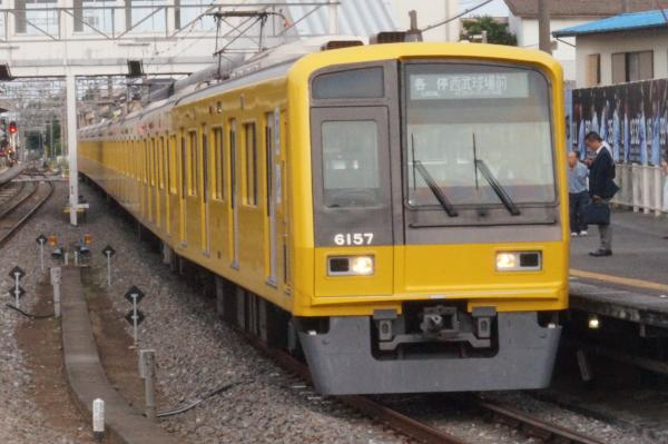 2015-06-07 西武6157F 各停西武球場前行き2 5365レ