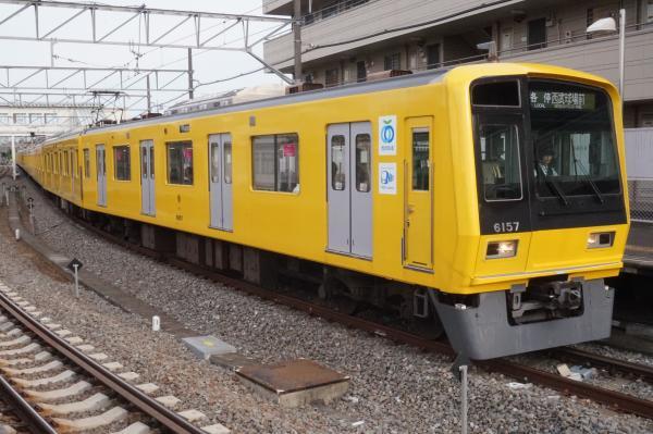 2015-06-07 西武6157F 各停西武球場前行き3 5365レ