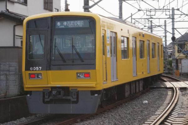 2015-06-07 西武6157F 各停西武球場前行き5 5365レ