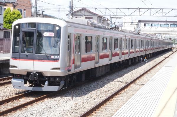 2015-06-07 東急5152F 回送