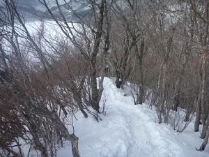 黒檜山登り