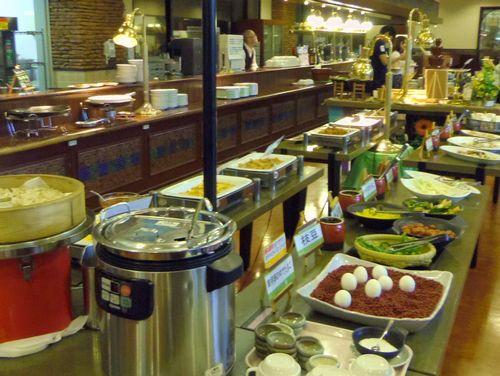 那須森のビール園5レストランバイキング