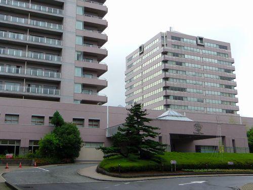 ホテルエピナール那須1全景