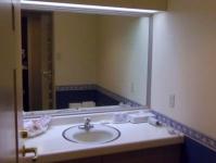 ホテルエピナール那須8洗面所
