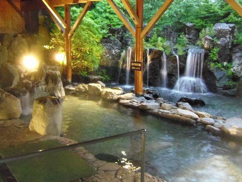 ホテルエピナール那須11露天風呂