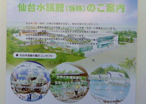 マリンピア松島水族館24仙台うみの杜水族館