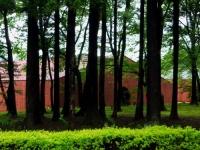 ニッカウイスキー仙台宮城峡蒸留所13貯蔵庫