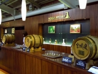 ニッカウイスキー仙台宮城峡蒸留所17試飲コーナー
