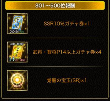 500位まで金玉