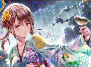 [温和篤厚]初SR 雨にぬれる