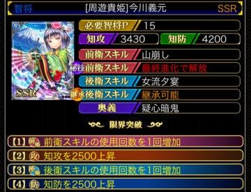 [周遊貴姫]今川義元