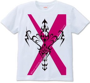 Cross TRIBAL type1-magenta-