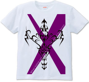 Cross TRIBAL type1-purple-