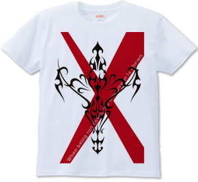 Cross TRIBAL type1-red-