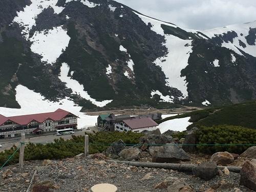 魔王岳からの眺め