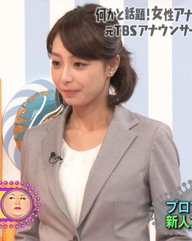宇垣美里 おっぱいキャプ・エロ画像3