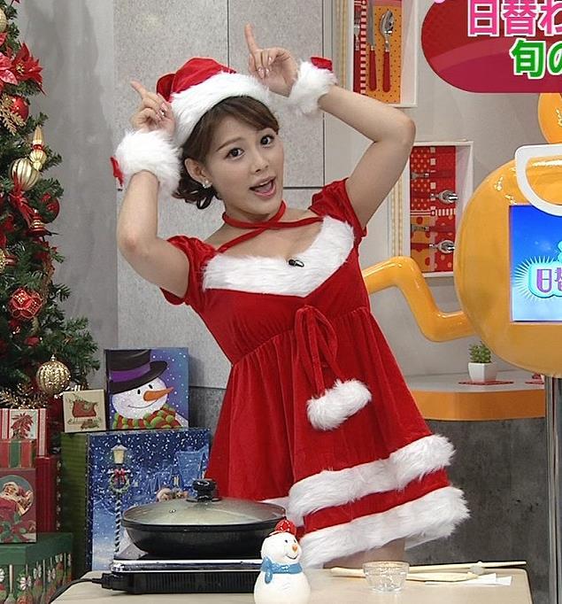 美馬怜子 日本で一番過激な天気予報キャプ・エロ画像4