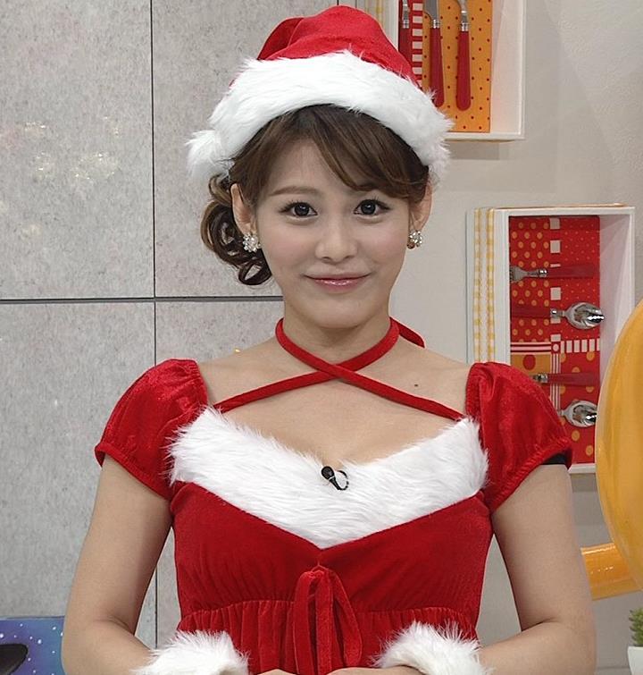美馬怜子 日本で一番過激な天気予報キャプ・エロ画像7