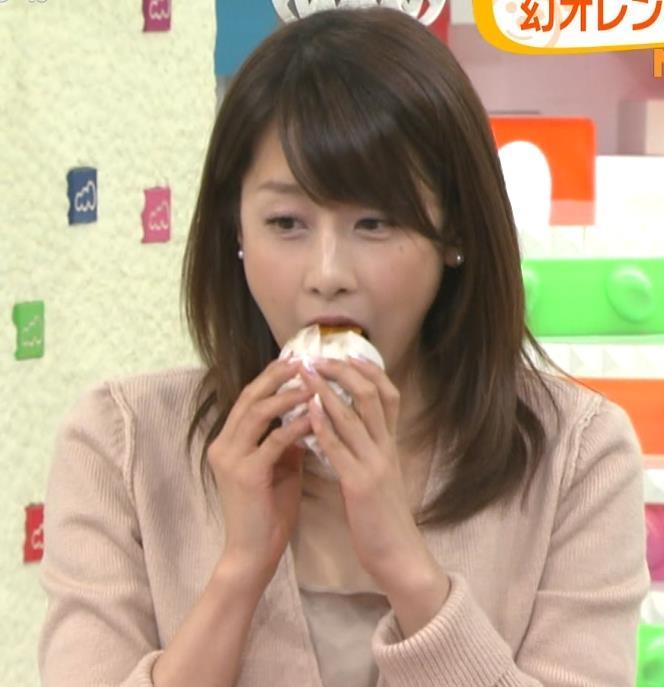 加藤綾子 胸ちらキャプ・エロ画像2