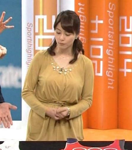 杉浦友紀 ゆったりした服を着ても隠せない爆乳キャプ・エロ画像6