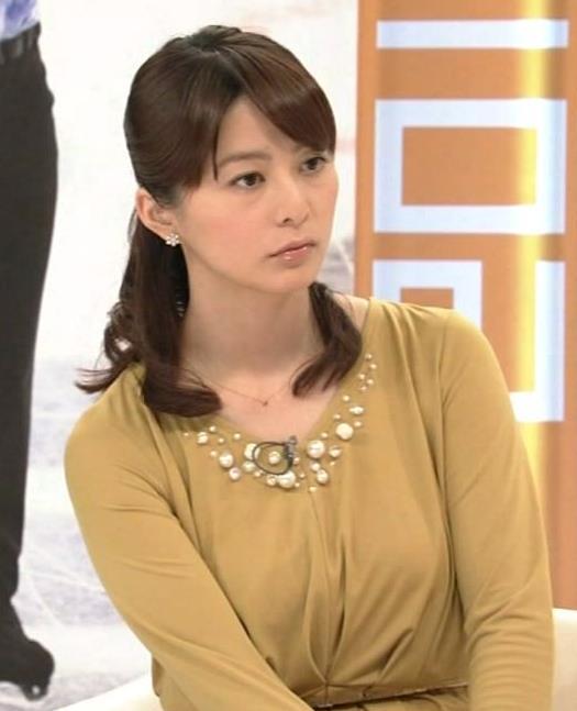 杉浦友紀 ゆったりした服を着ても隠せない爆乳キャプ・エロ画像11