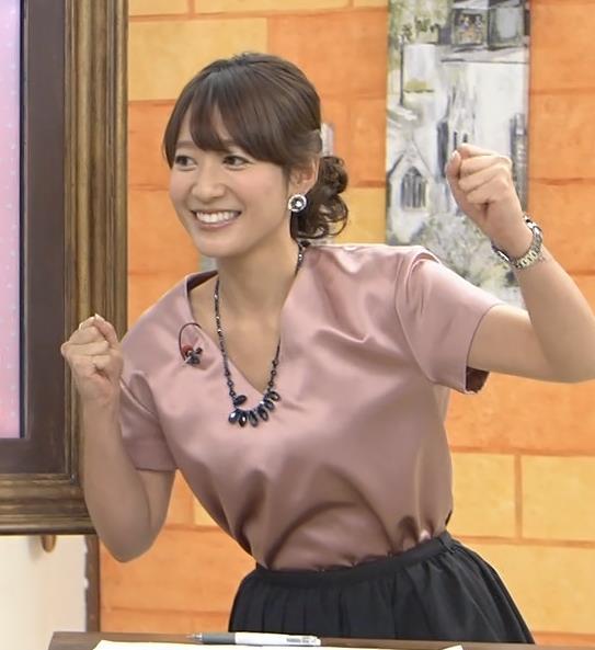 吉田明世 胸元キャプ・エロ画像3