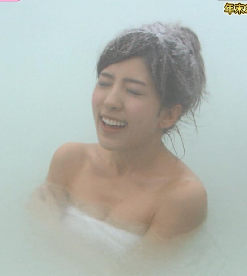 松井絵里奈 胸の谷間キャプ・エロ画像4