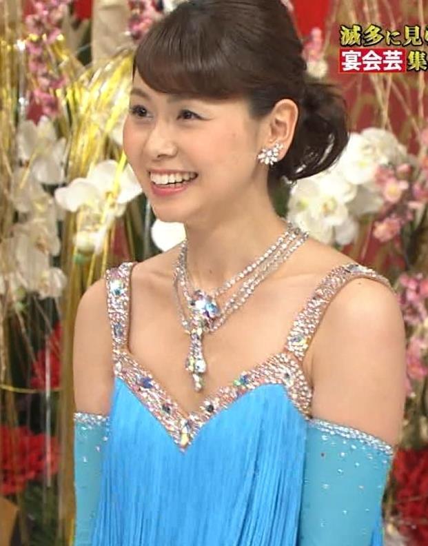 山中章子 太ももキャプ・エロ画像9