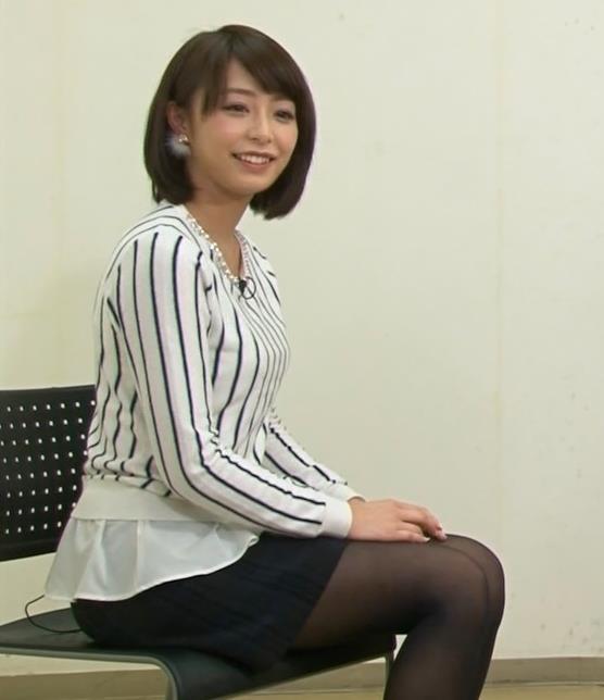 宇垣美里 巨乳キャプ・エロ画像15