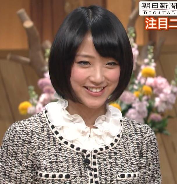 竹内由恵 さらにショートカットにしてるキャプ・エロ画像4