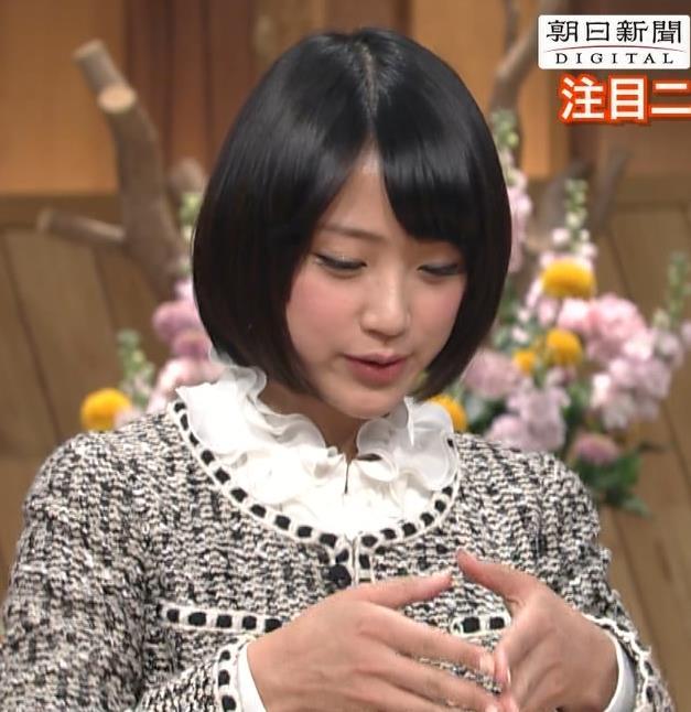 竹内由恵 さらにショートカットにしてるキャプ・エロ画像5