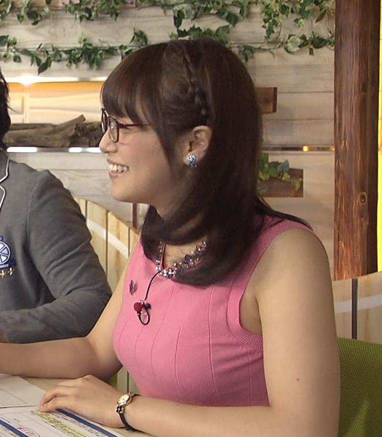 鷲見玲奈 巨乳キャプ・エロ画像5