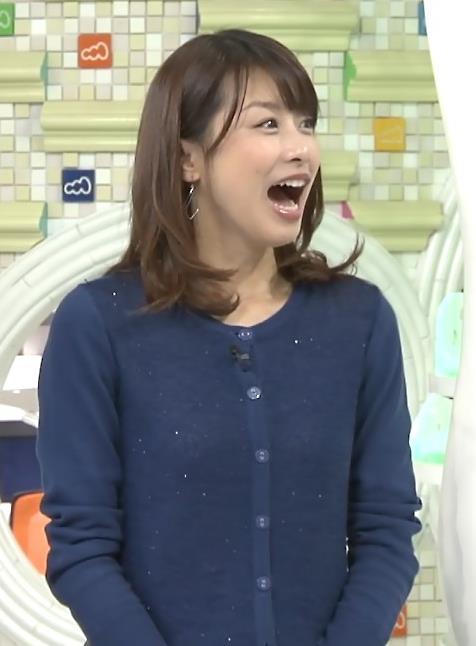 加藤綾子 衣装キャプ・エロ画像4