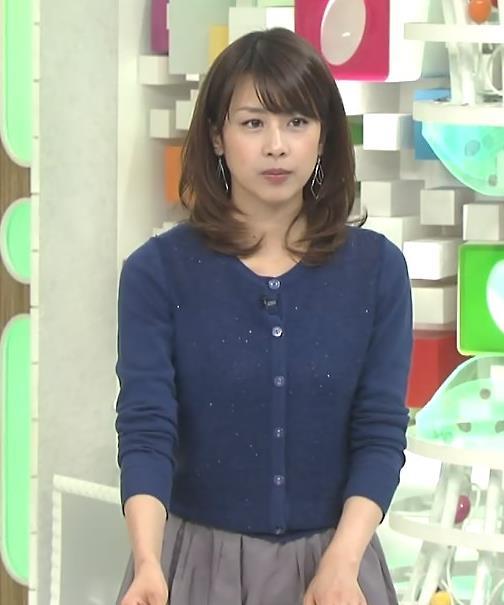 加藤綾子 衣装キャプ・エロ画像5