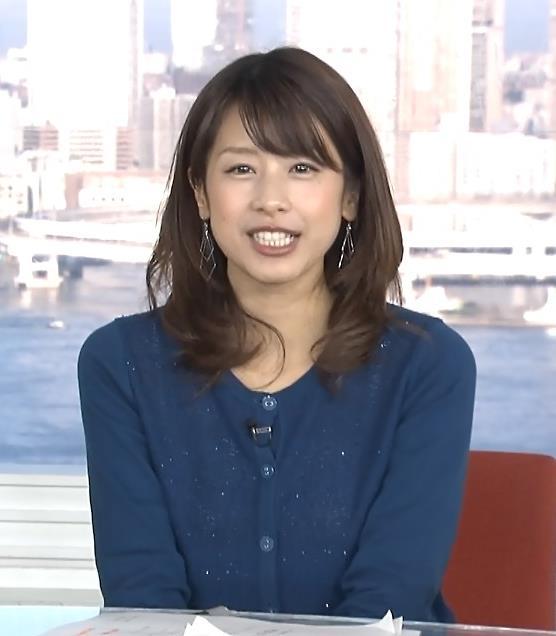 加藤綾子 衣装キャプ・エロ画像6