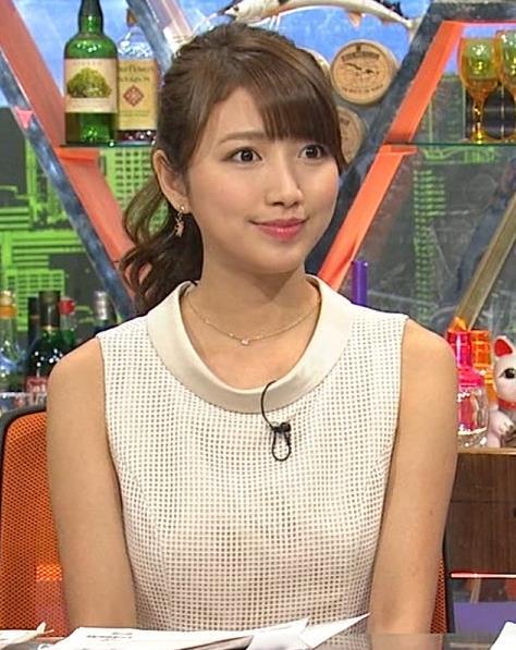 三田友梨佳 横乳キャプ・エロ画像2