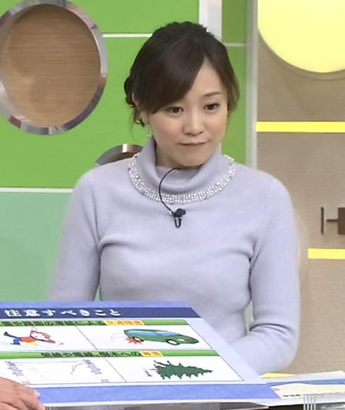 江藤愛 下に着ているものが透けてるキャプ・エロ画像4
