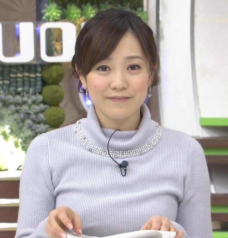 江藤愛 下に着ているものが透けてるキャプ・エロ画像10