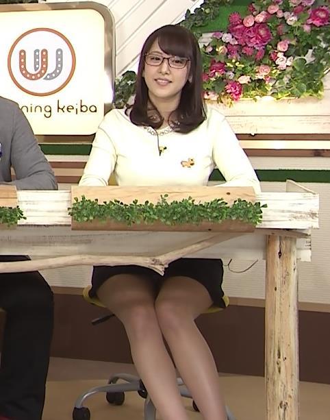 鷲見玲奈 パンチラキャプ・エロ画像3